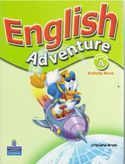 English Adventure (Starter A) - Activity Book