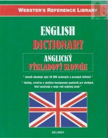 English Dictionary Anglický výkladový slovník