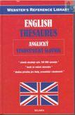 English Thesaurus Anglický synonymický slovník