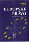 Európske právo 2.dopl. a prepracované vydanie