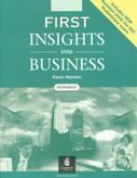 First Insights into Business Workbook (BEC)