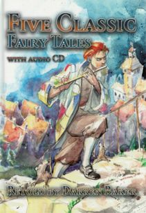 Five Classic Fairy Tales with audio CD