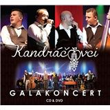 Galakoncert - Kandráčovci CD+DVD