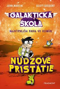 Galaktická škola 2: Núdzové pristátie