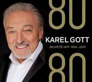 Gott Karel • 80/80 Největší hity 1964-2019 (4CD)