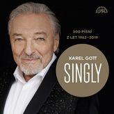 Gott Karel • Singly / 300 Písní z let 1962-2019 (15CD)