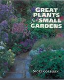 Great plants for small gardens