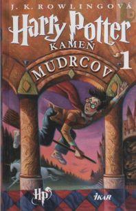 Harry Potter 1 - Kameň mudrcov