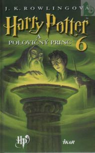 Harry Potter 6 a polovičný princ