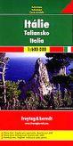 Italie/Taliansko 1 : 600 000