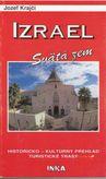 Izrael - Svätá zem historický a kultúrny prehľad, tur. mapy