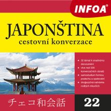 Japonština - cestovní konverzace + CD