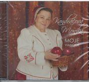 Kandráčová Monika - Moje Vianoce CD