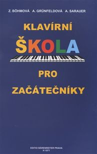 Klavírní škola pro začátečníky