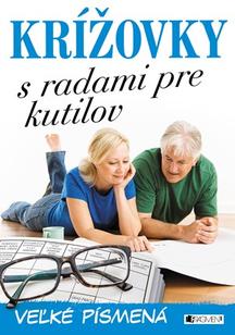 Krížovky s radami pre kutilov – veľké písmená pre seniorov