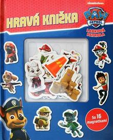 Labková patrola - Hravá knižka