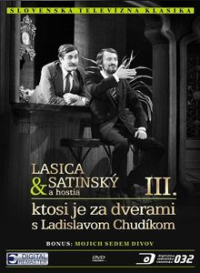 Lasica a Satinský: L&S a hostia III. + Ktosi je za dverami s Ladislavom Chudíkom DVD