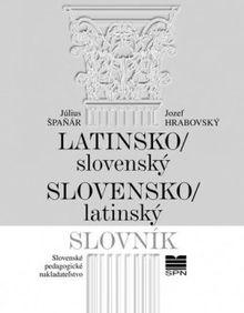 Latinsko-slovenský, slovensko-latinský slovník - 8. vydanie