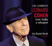 Leonard Cohen. Život, hudba a vykoupení (audiokniha)