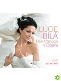 Lucie Bílá Bílé Vánoce v Opeře CD + DVD