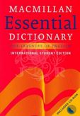Macmillan Essential Dictionary - slovník + CD