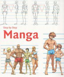 Manga - Step by step