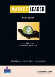 Market Leader Course Book Elementary Business English