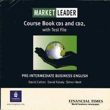 Market Leader Pre-Intermediate - Course Book CD1 and CD2