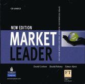 Market Leader: Upper Intermediate Business English, Course Book 2CD New Edition