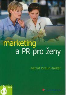 Marketing a PR pro ženy