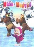 Máša a medved: 2. Lední revue, DVD