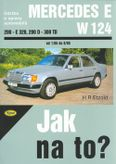 Mercedes E-W 124 200 - E-320, 20D - 300TD od 1/85 do 6/95