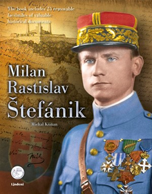 Milan Rastislav Štefánik (angl.)