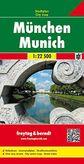 Mníchov plán mesta 1 : 22 500