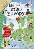Môj atlas európy + plagát a nálepky