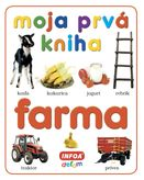 Moja prvá kniha - farma
