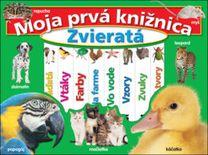 Moja prvá knižnica - Zvieratá