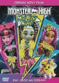 Monster High: Monstrózní napětí DVD