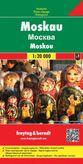 Moskva/Moscou/Moskau plán mesta 1 : 20 000