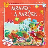 Mravec a svrček-6x puzzle