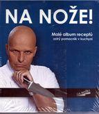 Na nože! Malé album receptů (modrý) - Ostrý pomocník v kuchyni