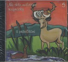 Na skle maľované rozprávky s pesni4kami 5.