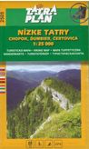 Nízke Tatry - Chopok, Ďumbier, Čertovica 1 : 25 000