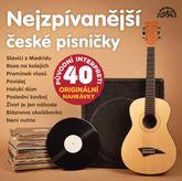 Nejzpívanější české písničky (2CD)