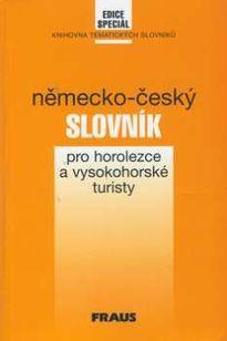 Německo-český slovník pro horolezce a vysokohorské turisty