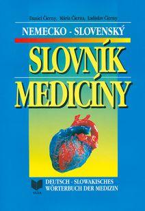 Nemecko-slovenský slovník medicíny
