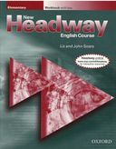 New Headway Elementary English Course - Workbook with key