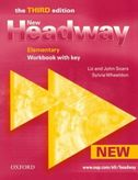 New Headway Elementary Workbook with key-the Third ed.