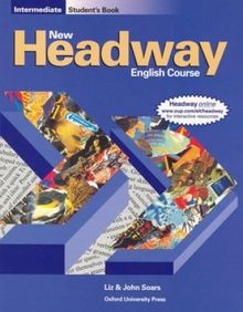 New Headway Intermediate Student´s Book