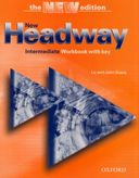New Headway Intermediate Workbook with key-the Third ed.